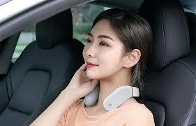 <b>Xiaomi Jeeback</b> G2: умный шейный <b>массажёр</b> с эффектом ...