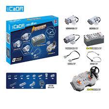 <b>CADA</b> Technic <b>Remote Control</b> Racing Sports Car Bricks Speed ...