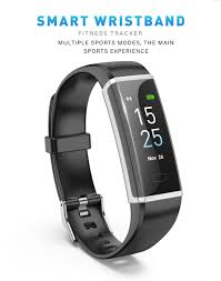 2019 <b>New Smart health Bracelet</b> Men Women Fitness tracking ...