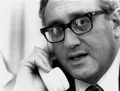 Henry Kissinger: «Die Zusammenarbeit mit Europa ist für die USA noch ... - 82051-kissinger2