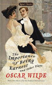 bbl analysis of poetry and drama the importance of being earnest by oscar wilde