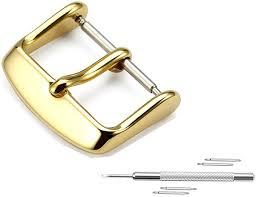 <b>Watch Buckle 16mm</b> Replacement <b>Watch Strap Band Steel</b> Pre-V ...