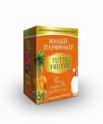 <b>Набор Юный парфюмер</b> Tutti frutti (<b>КАРРАС</b>) - купить по лучшей ...