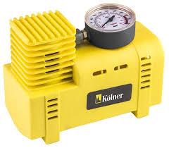 Автомобильный <b>компрессор Kolner KCO 12/19</b> — купить по ...