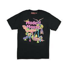 Modest Mouse Bat Cave <b>2018 Summer</b> Tour Dates <b>T</b>-<b>Shirt</b> – Glacial ...