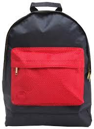 <b>Рюкзак mi pac</b> Satin Mesh 17 (navy/red) — купить по выгодной ...