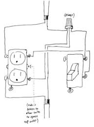 electrical how to add gfci to a box one outlet controlled wiring sketch