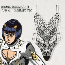 JoJo's Bizarre Adventure <b>Golden</b> Wind Bruno Bucciara <b>Sexy</b> ...