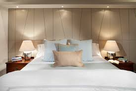 best builders ltd inspiration for a contemporary bedroom remodel in vancouver with beige walls ceiling wall lights bedroom