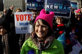 House Democrats Are Privately Supporting Marie <b>Newman</b>