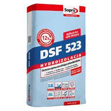 Обмазочная гидроизоляция Sopro DSF 523 цементная 4 кг купить ...
