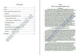 dissertation proposal template Dissertation proposal template