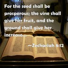 Image result for Zechariah 8:13