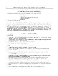 desk manager resume resumes