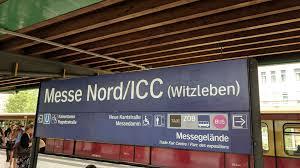 Gare de Berlin Messe Nord/ICC