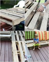 patio furniture from pallets. diy pallet furniturepatio makeover wwwplaceofmytastecom patio furniture from pallets