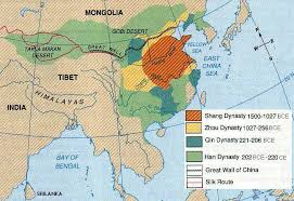 RKGregory   China RKGregory China Map Dynastys jpg