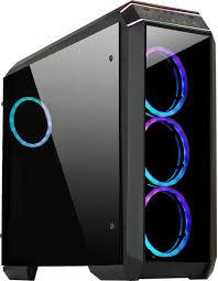 ≡ <b>Корпус CHIEFTEC</b> Gaming <b>Stallion II</b> Tempered Glass Edition ...