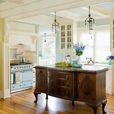 buffet repurposed kitchen island repurposed antique buffet takes on new life as kitchen island creating