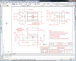 autocad assignment vee block global engineer harry autocad assignment 17 2012