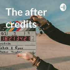 The after credits