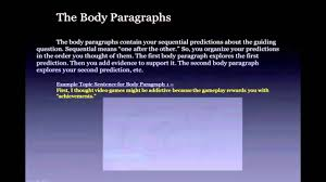 exploratory essay exploratory essay