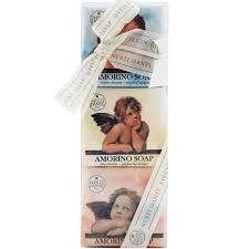 1793603 Набор <b>мыла Amorino</b> / АМУРЫ, 3*150 г — купить в ...