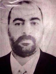 Image result for Abu Bakr al-Baghdadi, PHOTO