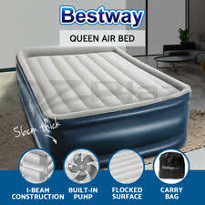 Blue <b>Bestway</b> Inflatable Mattresses and Airbeds for sale | Shop with ...