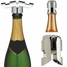 Bottle Stopper <b>1pc Portable Stainless</b> Champagne Wine Sealer Bar ...