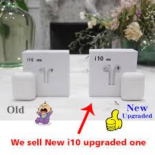 <b>Original i10 tws</b> Wireless <b>Bluetooth</b> Headsets tws i10 Headphones ...