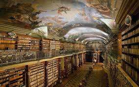 Výsledek obrázku pro کتابخانه ملی جمهوری چک