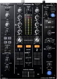 <b>Pioneer</b> DJM-450 <b>микшерный пульт</b> среднего уровня — купить в ...