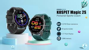 <b>Kospet Magic 2s</b> Smartwatch Comes with Full of Features