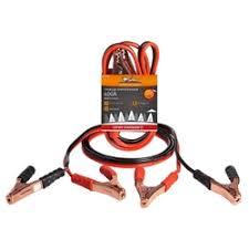 <b>Пусковые провода</b> для автомобилей с максимальным током <b>400</b> А