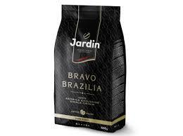 <b>Кофе</b> в зернах <b>Jardin Bravo</b> Brazilia 1000 гр по выгодной цене в ...