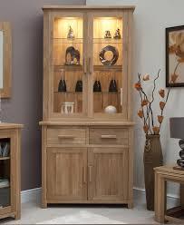Corner Cabinets Dining Room Furniture Oak Wall Mounted Corner Bathroom Mirror Cabinet 45cm Tall Dining