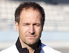 Wenn alle Wattens-Spieler eine Top-Leistung abliefern würden, sei Horn durchaus zu schlagen, gab sich Torjäger Simon Zangerl vor dem Spiel zuversichtlich. - kirchler.5019282