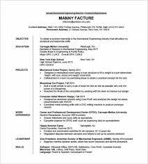 Latest Resume Format  sample resume format for fresh graduates     Civil Engineer Fresher Resume PDF Template