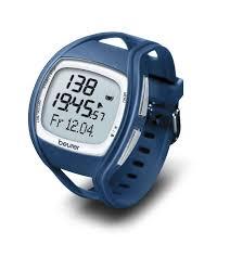 Пульсотахометр <b>Beurer</b> Часы-пульсотахометр <b>Beurer</b> PM45 ...