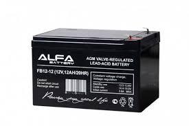 <b>Аккумулятор Alfa Battery 12V</b> 12Ah - AB-12-12 | детский транспорт ...