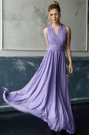 <b>Платье LookLikeCat</b>, цвет Сиреневый, размер 46RU