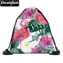 Buy <b>3d print flamingo</b> bags and get free shipping on AliExpress