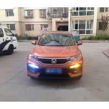 <b>2PCS 1156 BA15S</b> LED LED White Car Front Lamp DRL+Amber ...