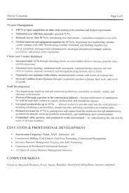 example resume construction company resume sample construction company resume example
