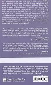 reading john cascade companions christopher w skinner reading john cascade companions christopher w skinner 9781610978033 com books