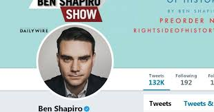 Ben Shapiro lauds the 'Judeo-Christian' heritage of Notre Dame ...