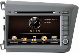 Купить <b>Intro CHR-3612CV для Honda</b> Civic 4d sedan (2012 - 2013 ...