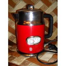 Электрический <b>чайник Russell Hobbs Retro</b> Ribbon Red 21670-70 ...