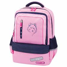 """<b>Рюкзак Brauberg Star</b>, """"Fox"""", розовый, 40*29*13 см 228831 купить ..."""